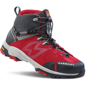 Garmont G-Trail Mid GTX Stivali da trekking Uomo, red/orange